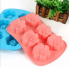 Flower Babking tray (Fits cookies) Silicone Mold