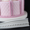 Fancy Bead Rope Mold Border -PM198