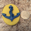 Anchor With Rope Mold silicone