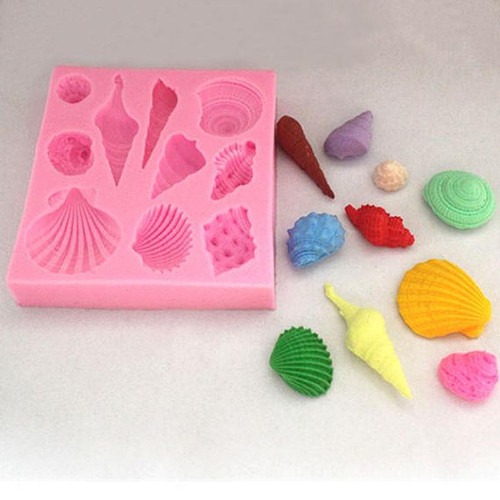 Sea Shell Mold -PM424