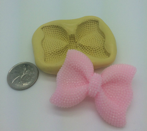 Sequin  Xl  Bow  Silicone Mold
