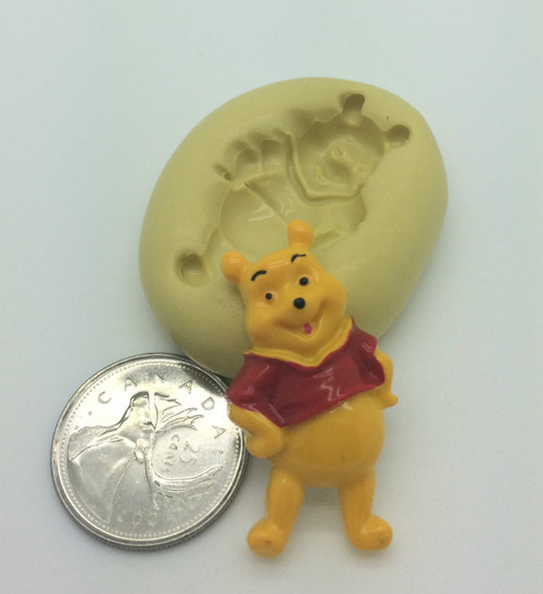 Winnie the poo Silicone Mold