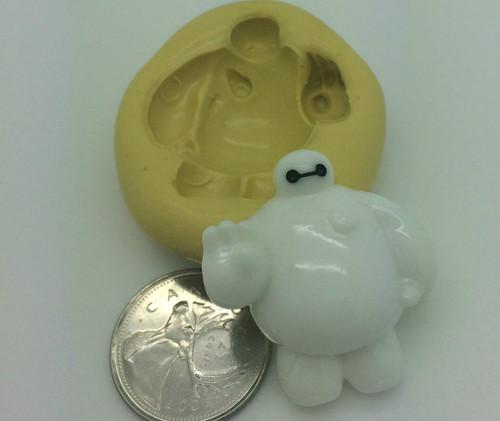 Big Hero Hiro  Silicone Mold
