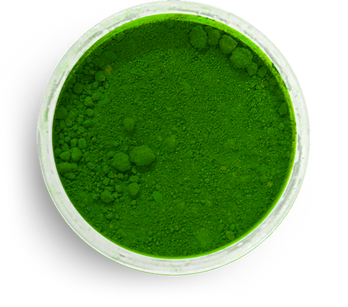 Candy Color  Green Powdered  5gm