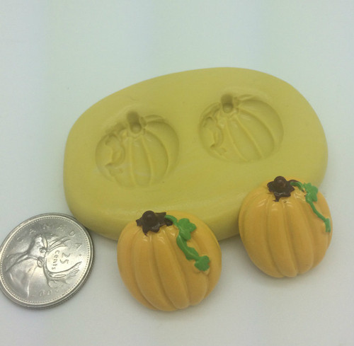 Medium Pumpkin Mold Set