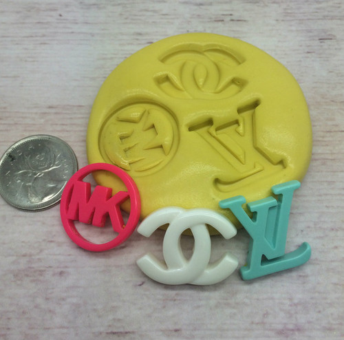 Mixed L Silicone Mold Set