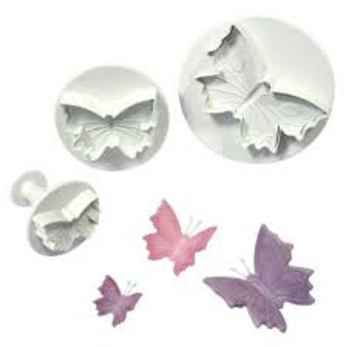 Small Butterfly  Plunger  Set