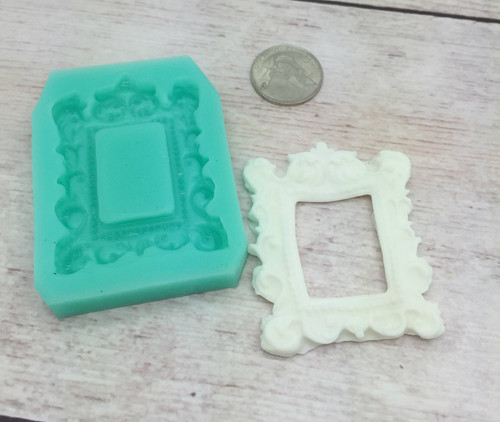 Frame Silicone Mold PM295