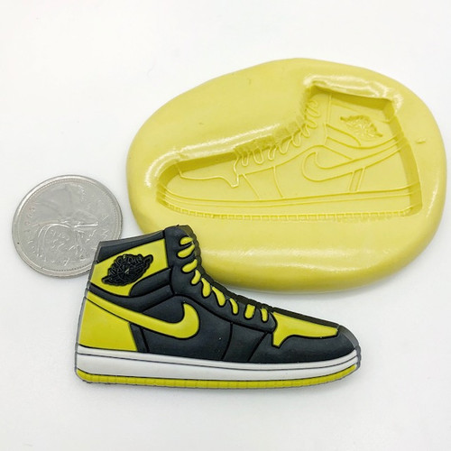 Sneaker  Shoe Mold #1 Silicone