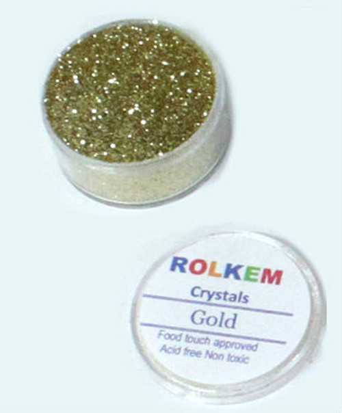 ROLKEM GOLD Crystals 10ml