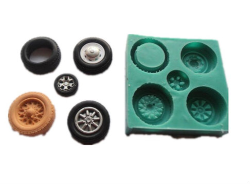 Tire   Silicone Mold Set- PM120