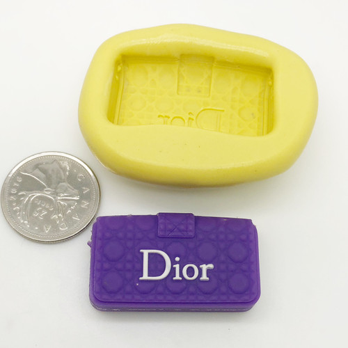 Handbag Purse Mold #2 Silicone