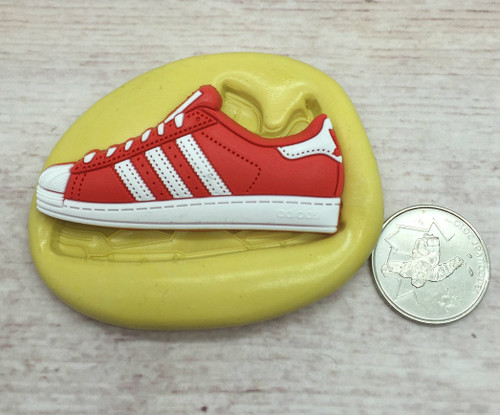 Sneaker Shoe Mold #10 Silicone