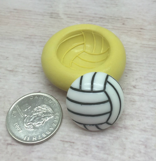Volley Ball  Silicone mold