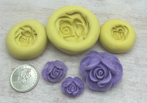 Flower Silcone Mold Set