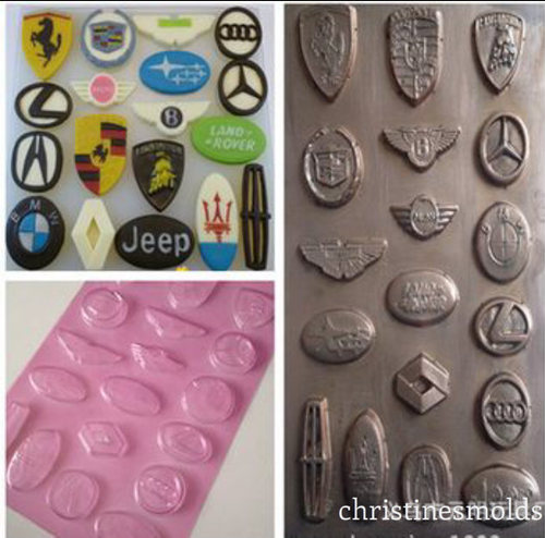 Car mold Set #2