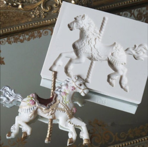 Carousel Horse Fancy PM317