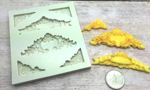 Accent  Silicone Mold Set -PM239
