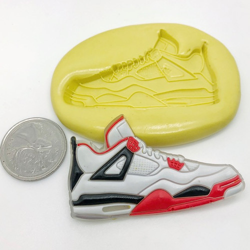Sneaker Shoe Mold #5 Silicone