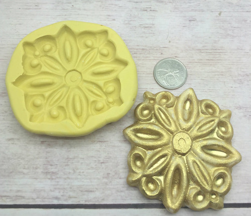 Large Accent Silicone Mold