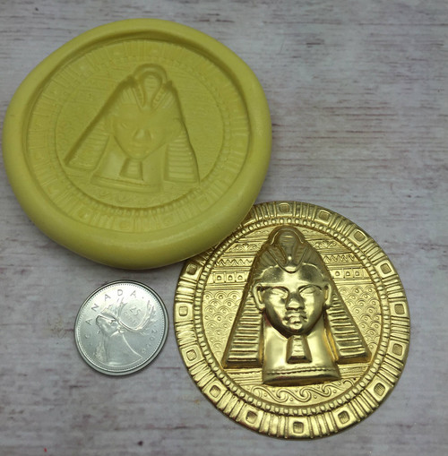 Egyptian pharaoh Mold Silicone