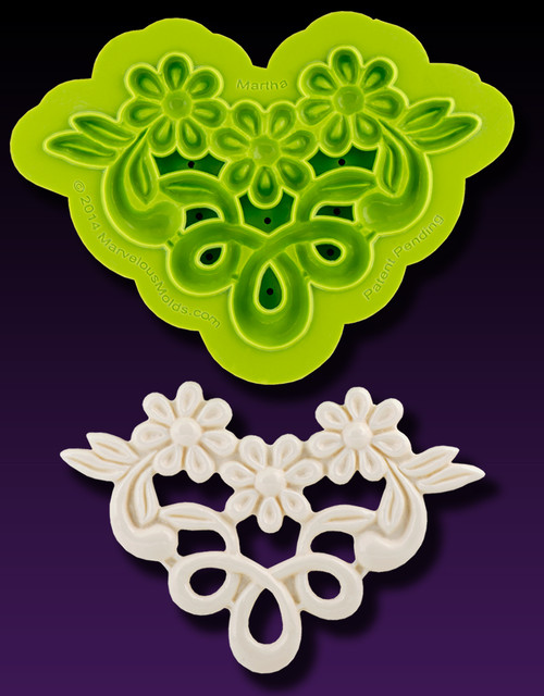 Martha Lace Marvelous Molds