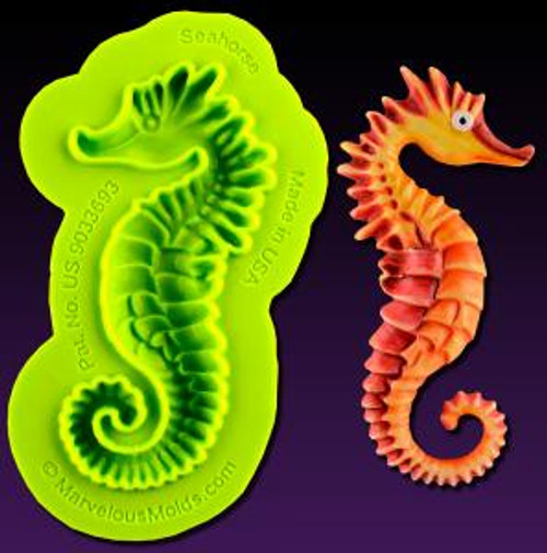 Seahorse Marvelous Molds