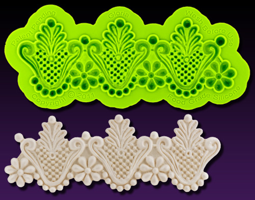 Gloria Lace Marvelous Molds