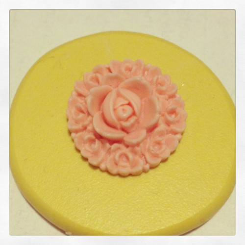Xs Flower Mold #2 Silicone