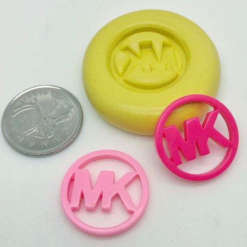 Small Mk Mold Silicone