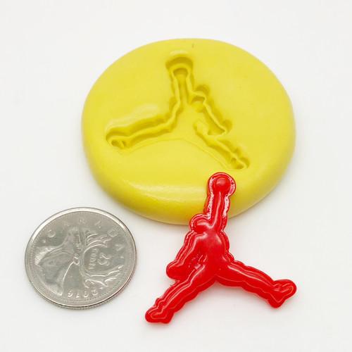 Jordon Basket Ball Mold Silicone