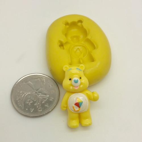 Care Bear Mold Silicone