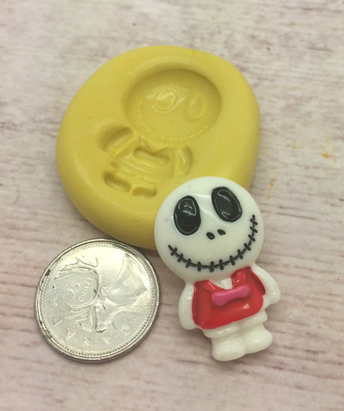 jack skellington Silicone mold