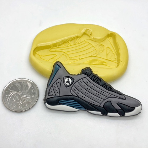 Sneaker Shoe Mold  Silicone #9
