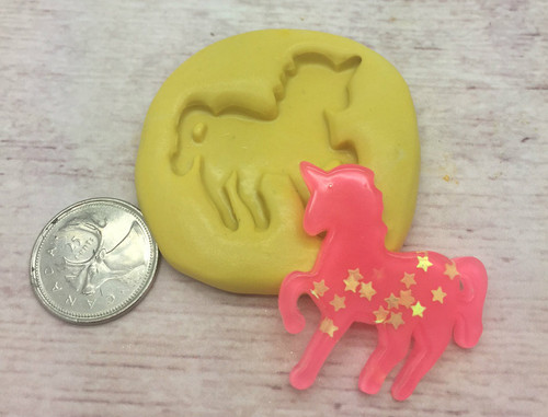 Unicorn  Silicone mold