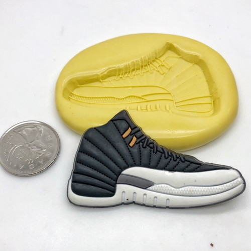 Sneaker Shoe Mold #8 Silicone