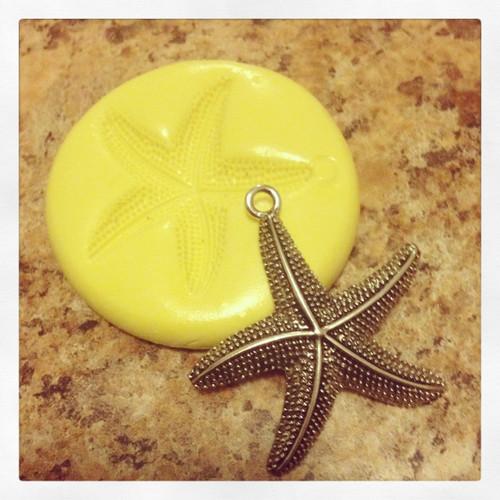Starfish Mold Silicone