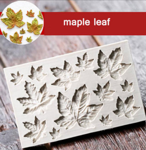 Maple Leaf Silicone Mold