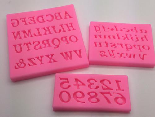 Alphabet Letter & Number Set  PM447