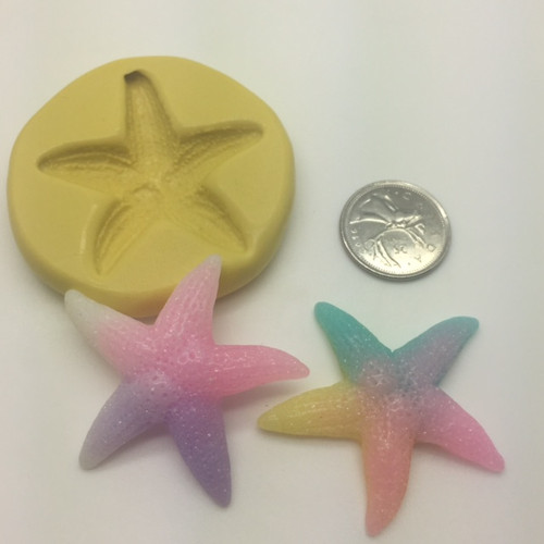 Starfish Sea Silicone Mold
