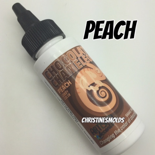Peach  Chocolate Chameleon 2oz