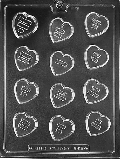 Candy Heart Sayings