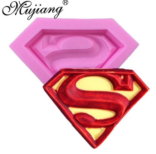 Superman Face Mold