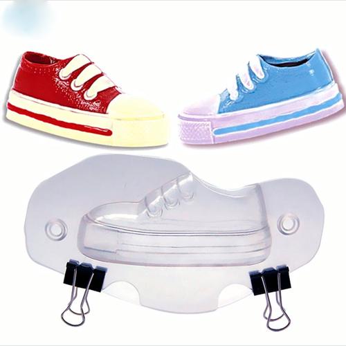 Baby Sneaker  Shoe Chocoloate MINI Mold