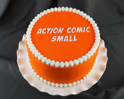Action Comic  Small Flexabet Letters by Marvelous Molds