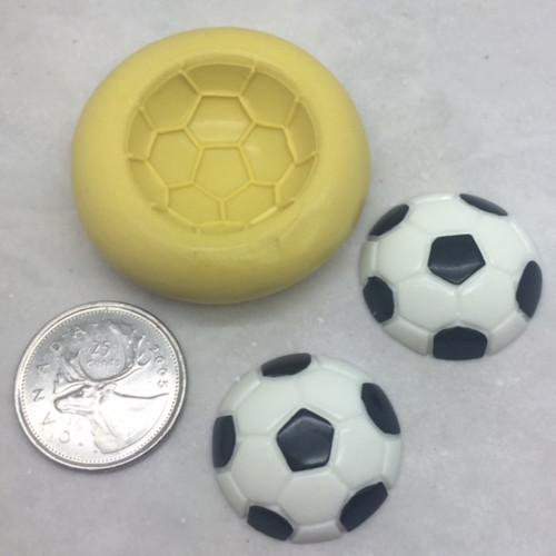 Soccer Ball Mold Silicone