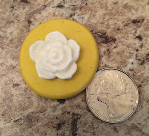 Small Flower Mold #2 silicone