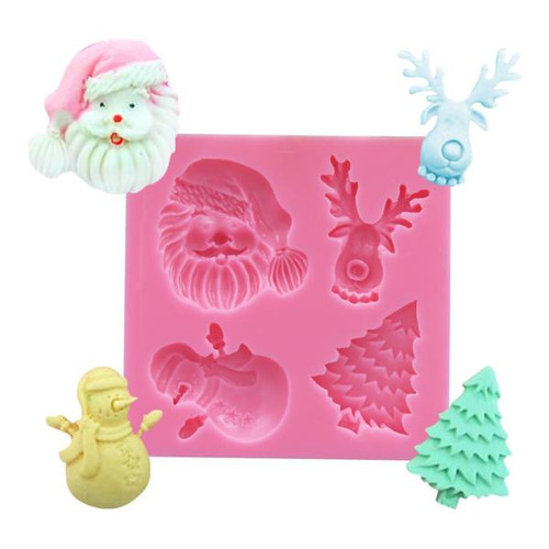 Christmas Silicone Mold set