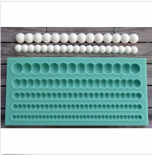 Pearl Bead Mold -PM414