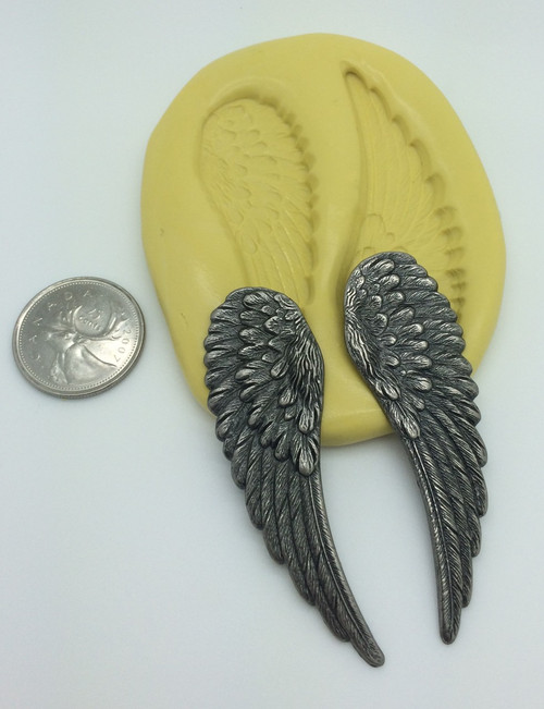 XL Wings  Silicone Mold
